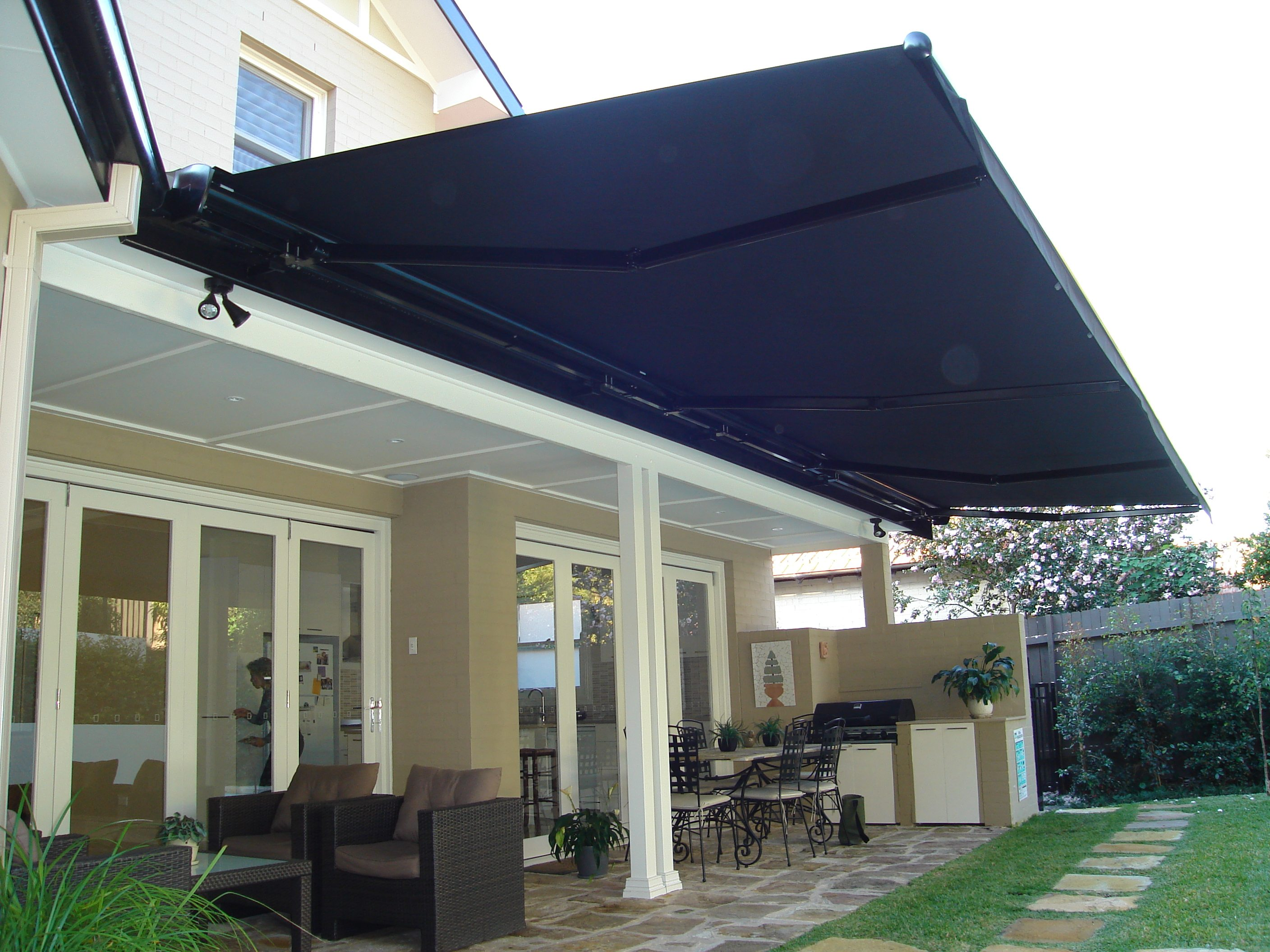 retractable awnings | awnings all awnings