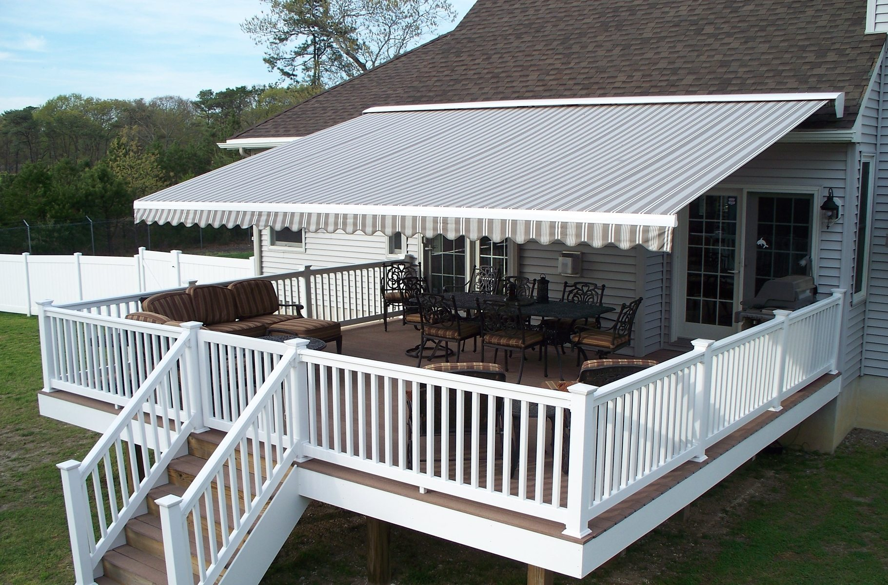 Retractable Awnings Awnings All Awnings
