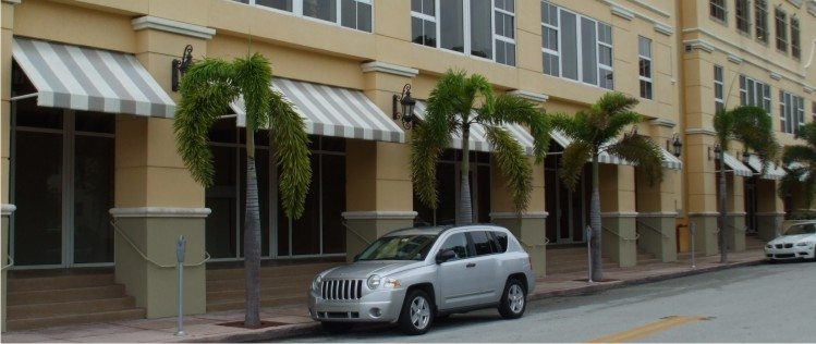 Commercial Awning 18