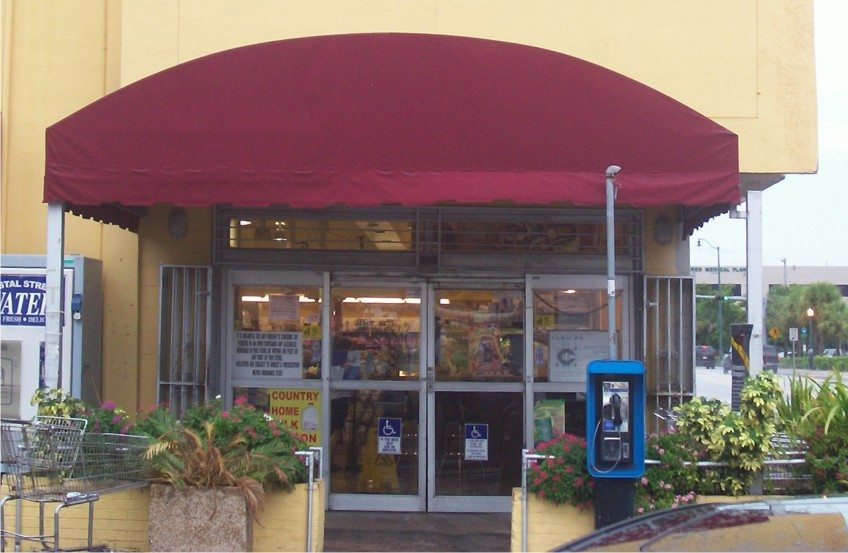 Commercial Awning 9